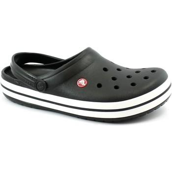 Schuhe Herren Pantoletten / Clogs Crocs CRO-RRR-11016-001 Nero