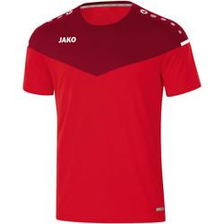 Kleidung Herren T-Shirts Jako T-Shirt Champ 2.0 Rot