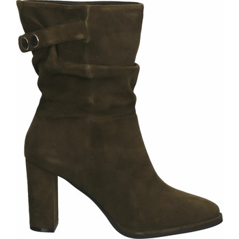 Schuhe Damen Klassische Stiefel Steven New York Stiefelette Khaki