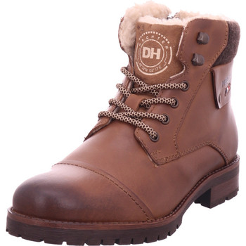 Schuhe Herren Stiefel Daniel Hechter - 821-3925E-2200 6300 cognac