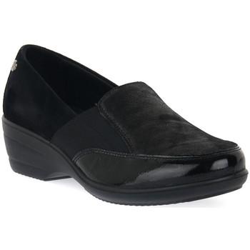 Schuhe Damen Slipper Enval ALEXIA NERO Nero