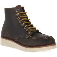 Schuhe Herren Boots Docksteps MUD OAKLAND 1726 Marrone
