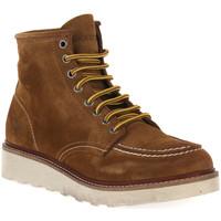 Schuhe Herren Boots Docksteps TOBACCO OAKLAND 1726 Marrone