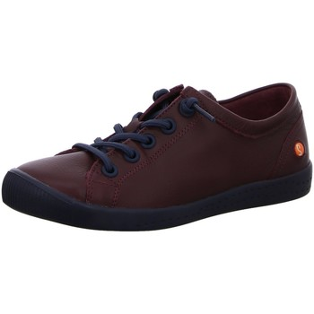 Schuhe Damen Derby-Schuhe & Richelieu Softinos Schnuerschuhe IslaII557S P900557032 rot