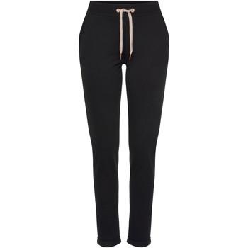 Kleidung Damen Jogginghosen Lascana Loungewear-Hose Perlschwarz