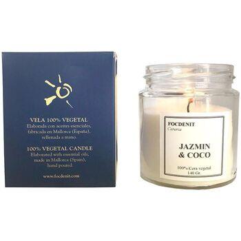 Home Kerzen, Diffusoren Focdenit Kerze Rosca Aroma Jazmin - Coco