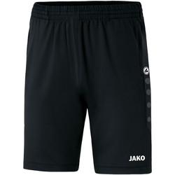 Kleidung Herren Shorts / Bermudas Jako Trainingsshort Premium Schwarz