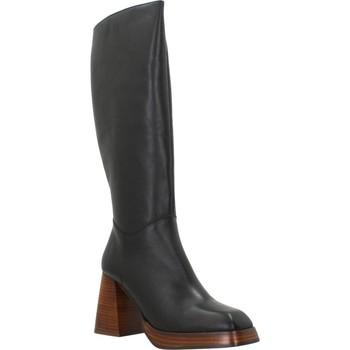 Schuhe Damen Klassische Stiefel Angel Alarcon VOLGA Schwarz