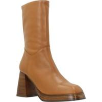 Schuhe Damen Klassische Stiefel Angel Alarcon VOLGA Brown