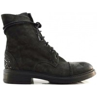 Schuhe Damen Boots Now 7020 chelin graphite Grau