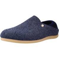 Schuhe Herren Hausschuhe Hot Potatoes 61073G Blau