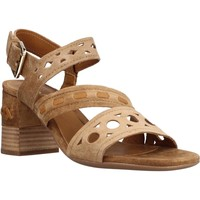 Schuhe Damen Sandalen / Sandaletten Alpe 4412 11 Brown