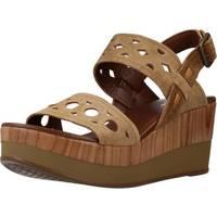 Schuhe Damen Sandalen / Sandaletten Alpe 104508 Brown