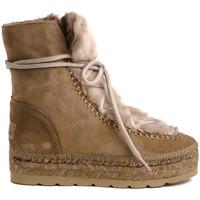 Schuhe Damen Schneestiefel Vidorreta 95839PCDI Beige