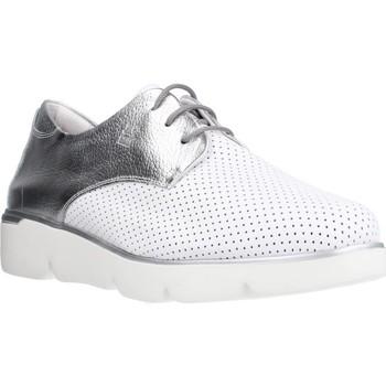 Schuhe Damen Derby-Schuhe 24 Hrs 24888 Weiß