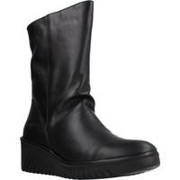 Schuhe Damen Low Boots Fly London P501228000 Schwarz