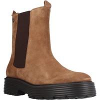 Schuhe Damen Low Boots Carmela 68193C Brown