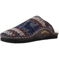 Schuhe Herren Hausschuhe Nordikas 2502 Grau