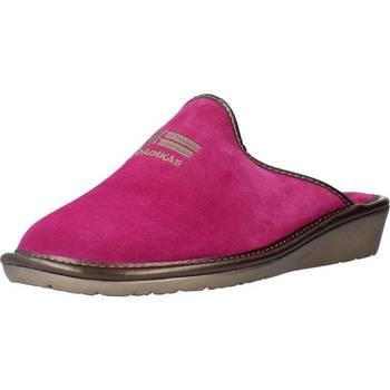 Schuhe Damen Hausschuhe Nordikas 281 8 Rosa
