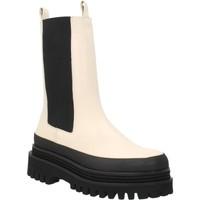 Schuhe Damen Low Boots PALOMA BARCELÓ CARMEN Beige