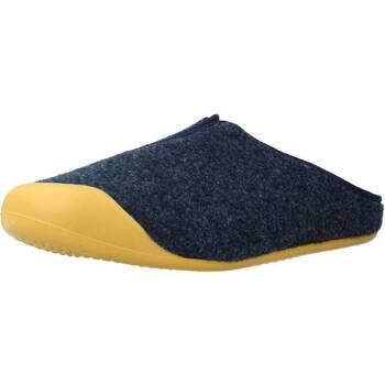 Schuhe Herren Hausschuhe Nordikas 9925 Blau