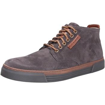 Schuhe Herren Sneaker High Pius Gabor Herren Sneaker grau