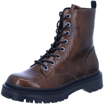 Schuhe Damen Stiefel Bugatti Stiefeletten Big 431A4P305700-6300 braun