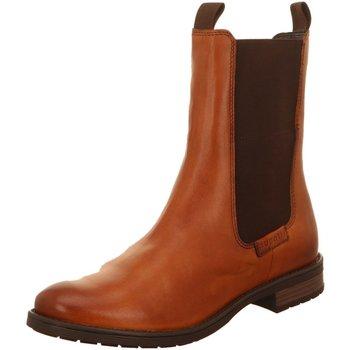 Schuhe Damen Stiefel Bugatti Stiefel 4115693R4100-6300 3 braun
