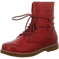 Schuhe Damen Stiefel Andrea Conti Stiefeletten 0022870-583 rot