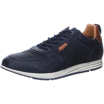 Schuhe Herren Derby-Schuhe & Richelieu Bullboxer Schnuerschuhe 477P21153ANACOSU 477P21153ANACOSU 10 blau
