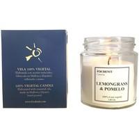 Home Kerzen, Diffusoren Focdenit Kerze Rosca Aroma Lemongrass - Pomelo