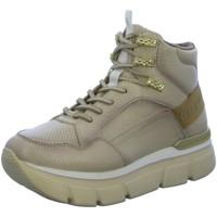 Schuhe Damen Sneaker High Bugatti Lian Evo 431A44305700-5200 beige