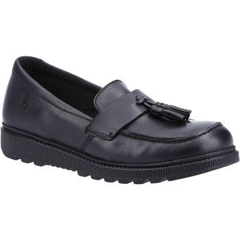 Schuhe Mädchen Slipper Hush puppies  Schwarz