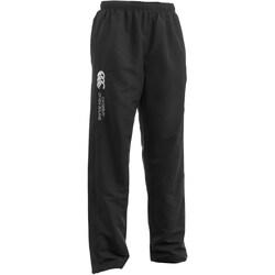 Kleidung Herren Jogginghosen Canterbury  Schwarz/Weiß