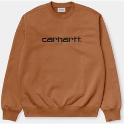 Kleidung Herren Sweatshirts Carhartt Carhartt WIP Carhartt Sweat - Rum / Black 28