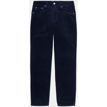 Kleidung Herren Slim Fit Jeans Carhartt Carhartt WIP Newel Pant - Dark Navy (rinsed) 534