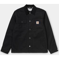 Kleidung Herren Mäntel Carhartt Carhartt WIP Michigan Coat - Black (rigid) 38
