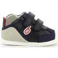 Schuhe Jungen Sneaker Low Biomecanics 211127 bleu