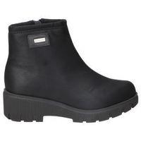 Schuhe Damen Low Boots Doctor Cutillas BOTINES  84102 SEÑORA NEGRO Noir