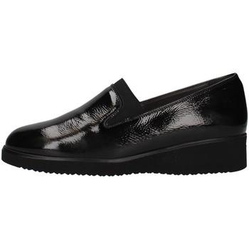 Schuhe Damen Slipper Melluso R35121A Schwarz
