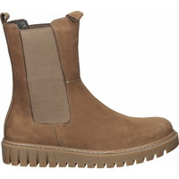 Schuhe Damen Boots Lazamani Stiefelette Taupe