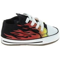 Schuhe Kinder Sneaker High Converse All Star Cribster Flamme Multicolor