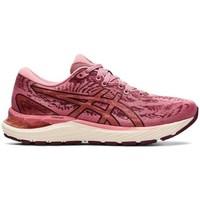 Schuhe Damen Sneaker Low Asics Gelcumulus 23 Rosa