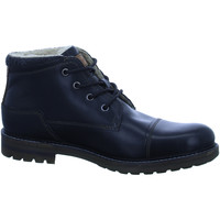 Schuhe Herren Boots Bugatti Silvestro 311815511000-1000 schwarz