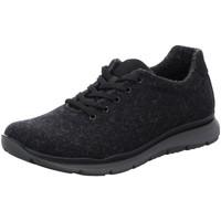 Schuhe Herren Sneaker Low Ara Schnuerschuhe 11-24609-31 schwarz