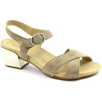Schuhe Damen Sandalen / Sandaletten Benvado BEN-RRR-41002002-SA Sabbia