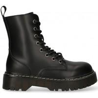 Schuhe Damen Boots Emmshu 58501 schwarz