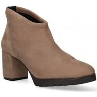 Schuhe Damen Low Boots Luna Collection 57865 braun