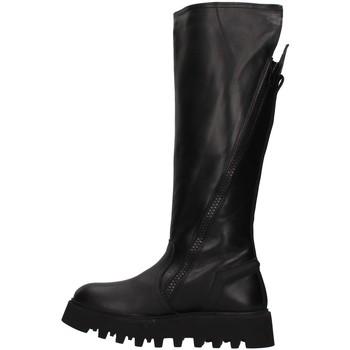 Schuhe Damen Klassische Stiefel Bruno Bordese BOSFINGER SCHWARZ