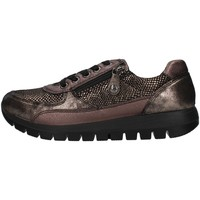Schuhe Damen Sneaker Low Enval 8265644 BRONZE